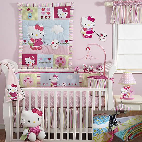 Украсить комнату для новорожденного своими руками