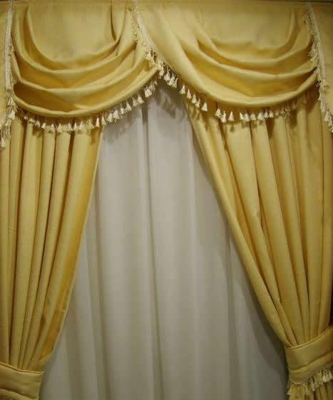 C mo hacer cortinas - Como hacer unas cortinas para el salon ...