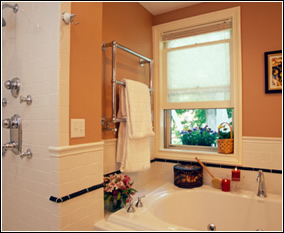 de interiores de baños - Decoracion De Interiores Banos Pequenos