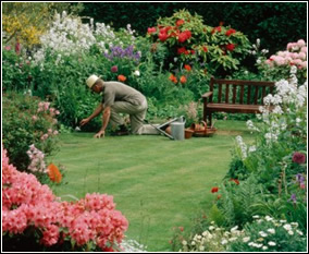 Decoraci n de jardines peque os for Jardines para espacios pequenos