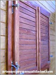 Diseo de ventanas de madera
