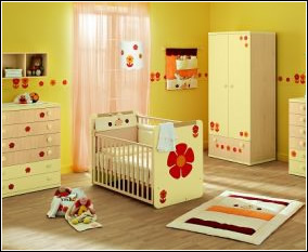 ideas para decorar cuartos infantiles