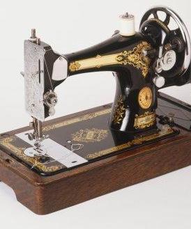 Sobre maquinas de coser. Maquinas-de-coser