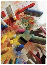 Técnicas de pintura con pastel